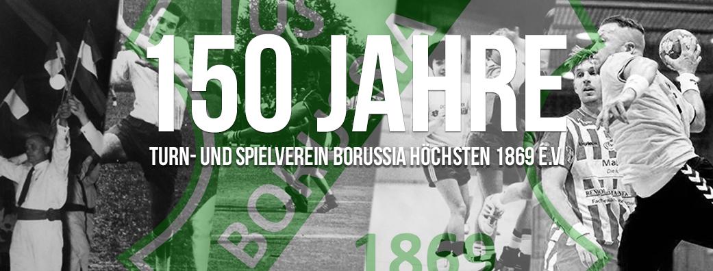 150 Jahre TuS Borussia Höchsten
