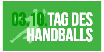 Tag des Handballs 3.10.2019