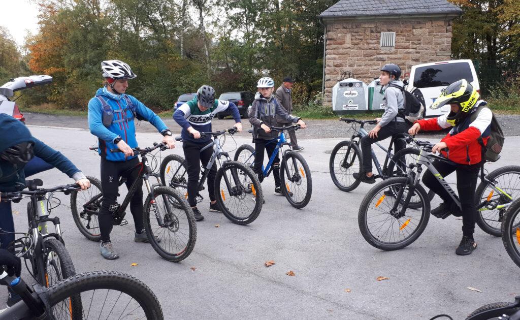 Mountainbiketour Hachen 2020