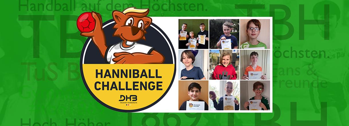 Hanniball-Challenge DHB 2021